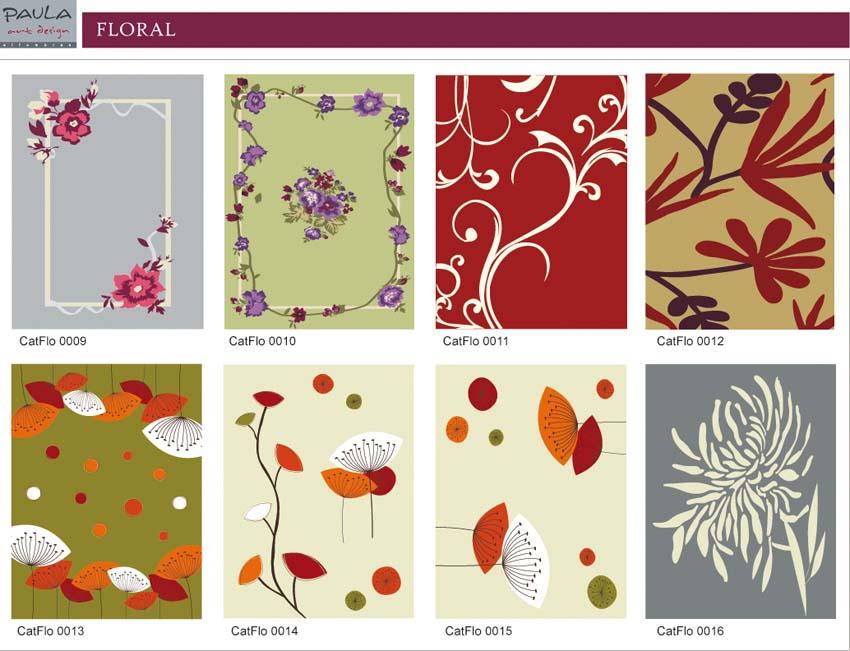 Alfombras Paula - Alfombras Floral